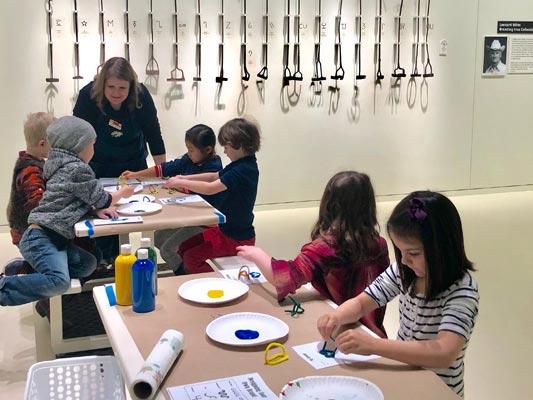 Museum School Tour